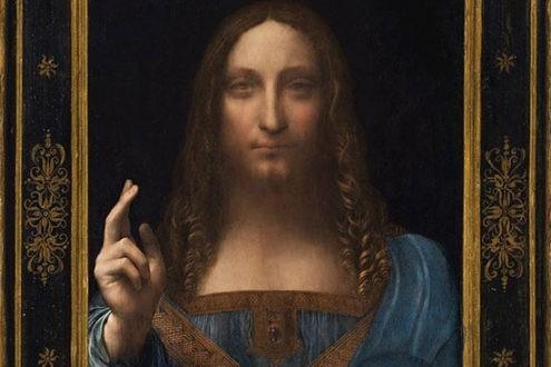 Le Salvator Mundi sera exposé au Louvre d'Abou Dhabi