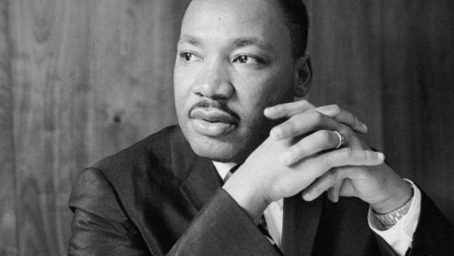 24 octobre 1965. Martin Luther King à Paris