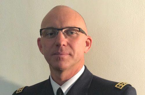 Un évangélique à la tête des aumôniers militaires protestants