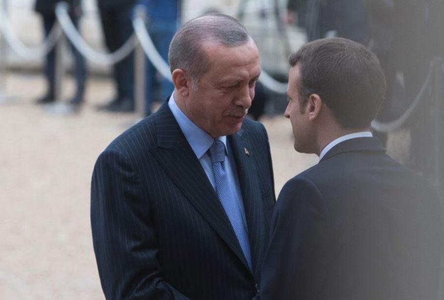 Emmanuel Macron, la Turquie et l'Union européenne