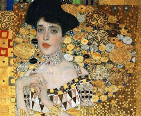 Adèle Bloch-Bauer, muse de Gustav Klimt