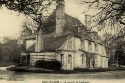 1863 : une école protestante à Gouesnach ?