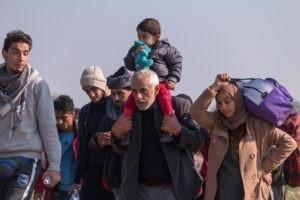 La FEP très mobilisée sur l'actualité des migrants