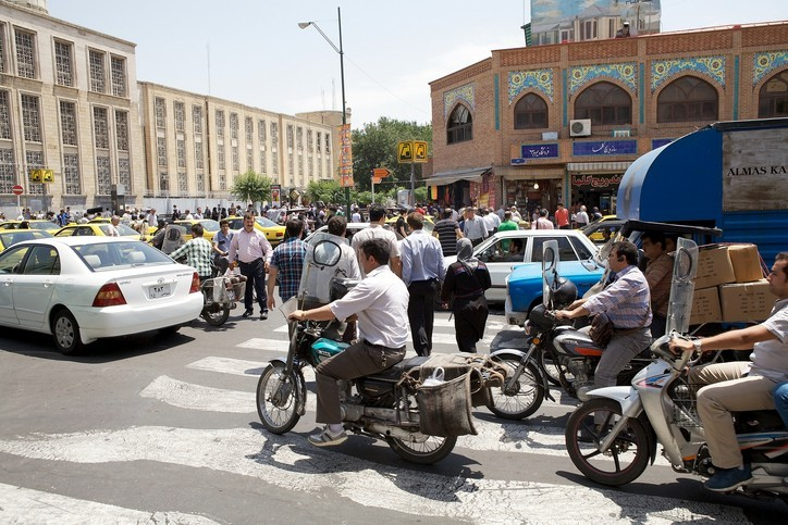 En Iran, un système économique bloqué