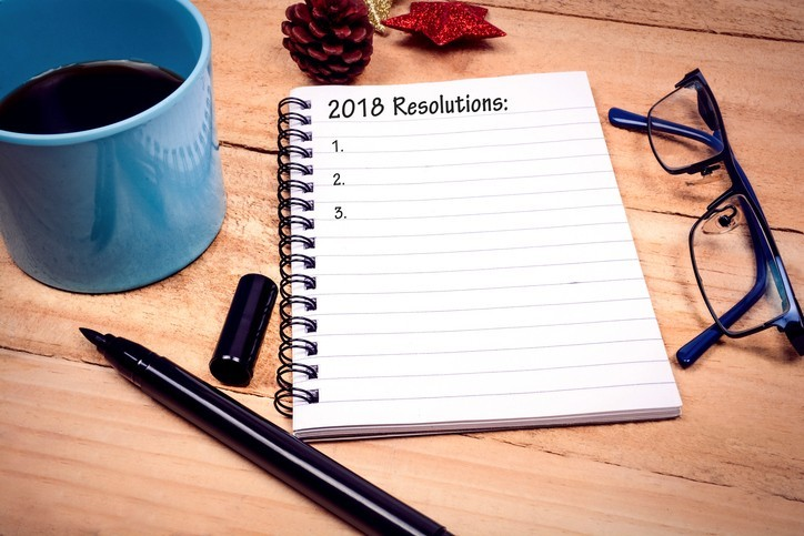 Chaque année, les résolutions de janvier