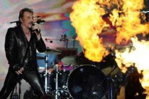 « Allumer le feu » de Johnny Hallyday