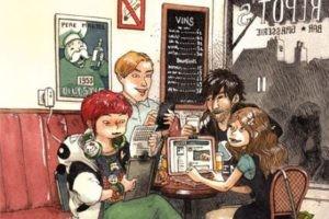 """""""Les stagiaires"""", le roman d'apprentissage de la génération Y"""