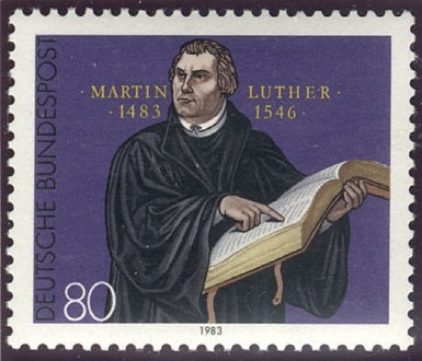 Luther, lecteur de la Bible
