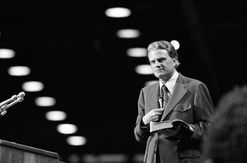 Billy Graham (1918-2018), l'unique