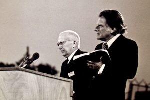 L'impact de Billy Graham sur la francophonie protestante