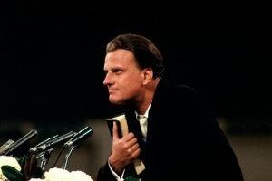 L'évangéliste Billy Graham est mort à l'âge de 99 ans