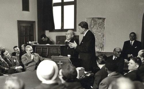 Billy Graham, l'homme qui étonna l'Europe francophone