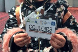"""""""Couloirs humanitaires"""", l'accueil des réfugiés"""