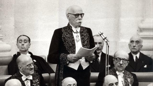 Marc Boegner, grande figure du protestantisme français au 20e siècle