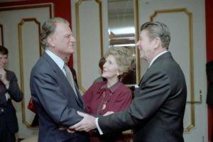 Billy Graham, une grande figure de l'évangélisme américain