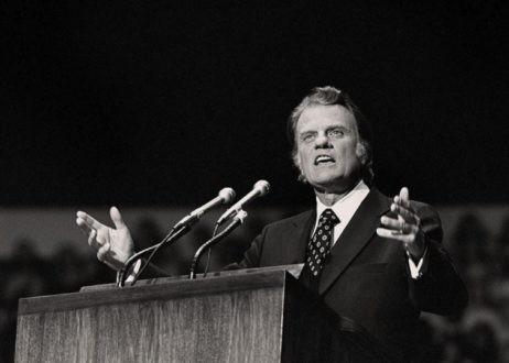 Billy Graham et les protestants français