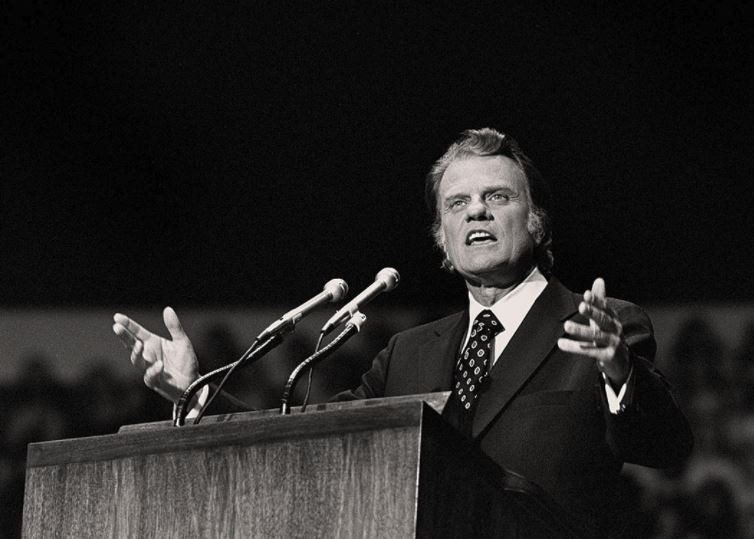 Billy Graham et les protestants français