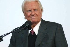 Onze des citations les plus inspirantes de Billy Graham