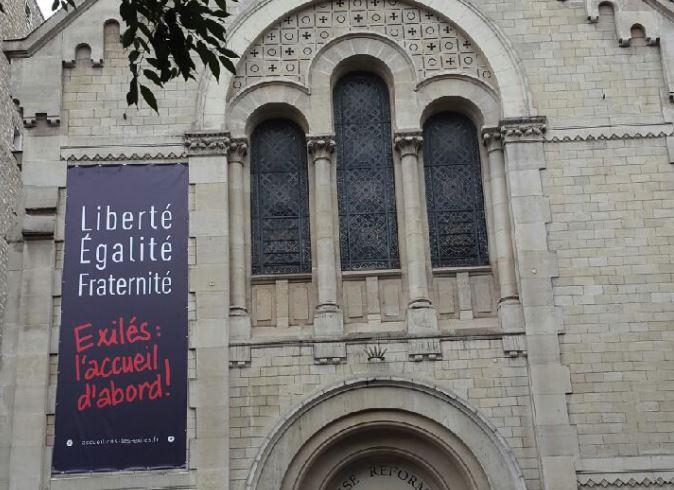 Accueil des migrants : les chrétiens toujours mobilisés