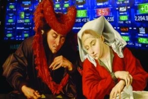 L'argent : une question de théologie ?