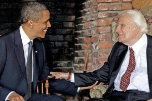 Billy Graham, une vie consacrée à l'Évangile