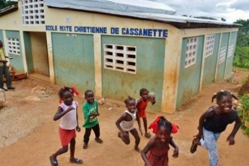 Aider les Haïtiens à prendre leur destin en main