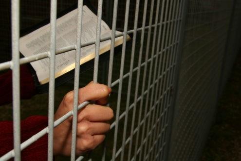 Rassemblement des aumôniers de prisons