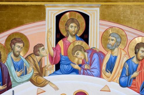 La Cène, un repas où Dieu seul agit !