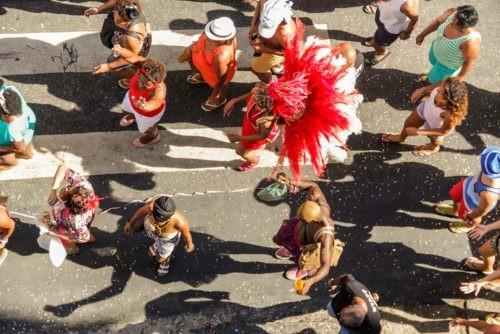Un carnaval évangélique à Rio