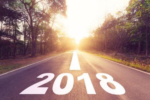Formuler des voeux pour 2018