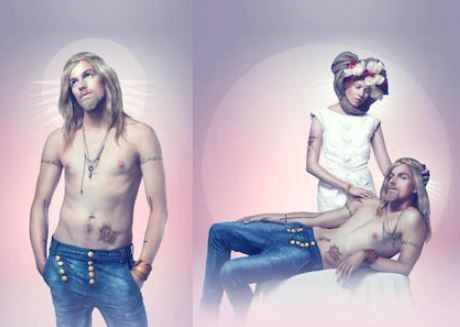 Jésus avec un jean et des tatouages, c'est légal ?