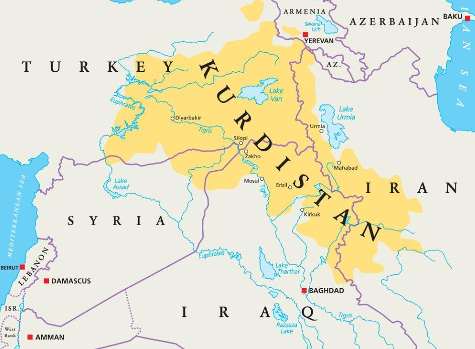Offensive anti-kurde en Syrie