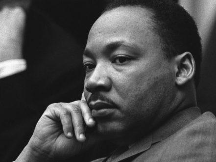 """MLK dans le contexte des """"églises noires"""" américaines"""