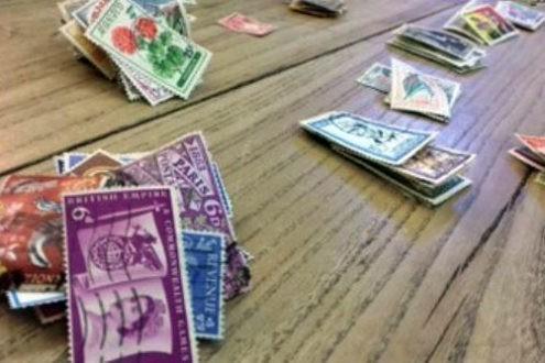 Des timbres pour le Congo