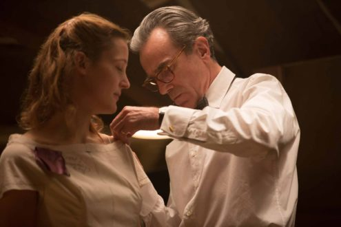 Phantom Thread (Le fil fantôme)