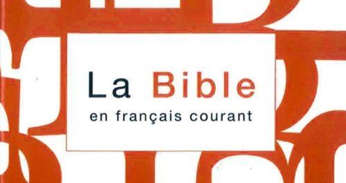 La Bible en français courant