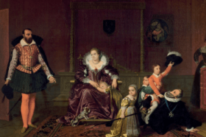 Le théâtre du pouvoir au Louvre