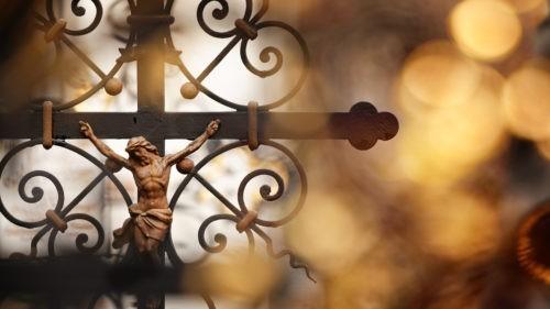 Le double message de la mort du Christ