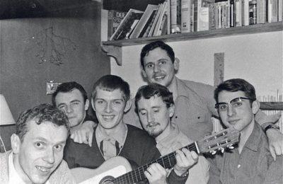 C'était comment Mai 68 pour les étudiants protestants ?