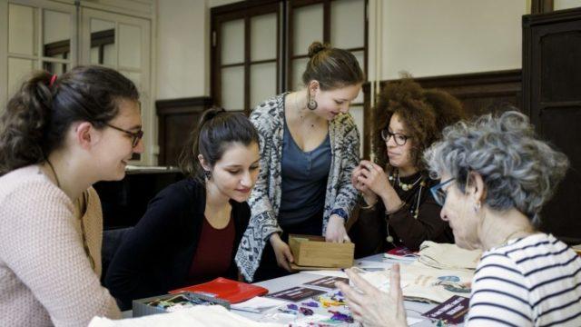 Journée internationale de la femme : le monde au féminin au Palais de la Femme