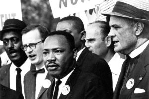 Martin Luther King, une icône