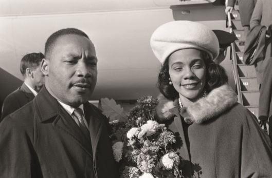 Martin Luther King, la force d'aimer : une radicalité évangélique