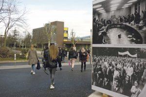 Mai 68 : reportage à Nanterre, 50 ans après