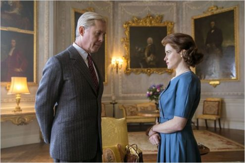 Pourquoi j'aime la série The Crown