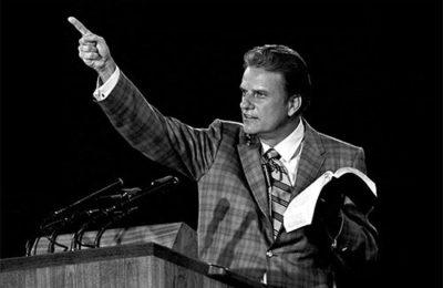 A-t-on besoin d'un nouveau Billy Graham ?