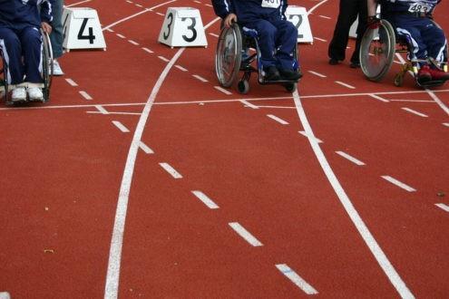 La Pâque des athlètes handicapés