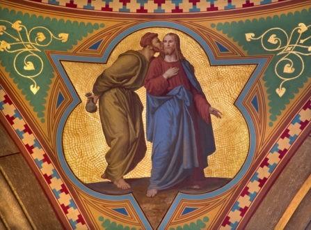 Pâques : embrasser Jésus sans ressembler à Judas