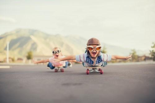 « Le bonheur dépend du regard qu'on porte sur la vie »