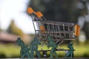 Non au supermarché de la mort !