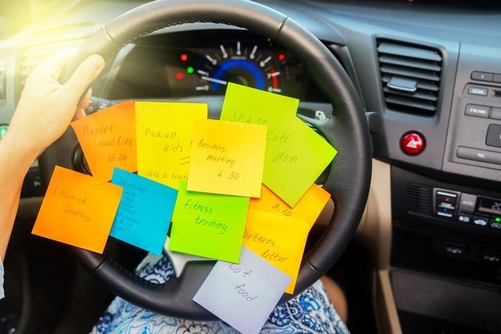 5 trucs pour mieux s'organiser en famille
